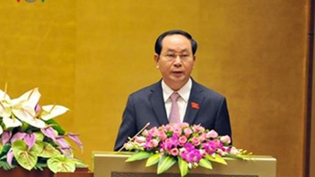 Mandatario vietnamita urge al empresariado nacional a la emulación - ảnh 1