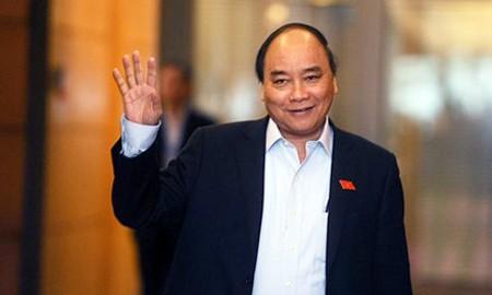 Primer ministro de Vietnam inicia su visita a Rusia - ảnh 1
