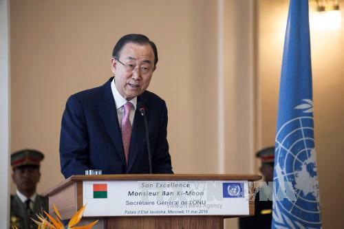 Secretario general de la ONU llama a considerar el papel de la familia - ảnh 1