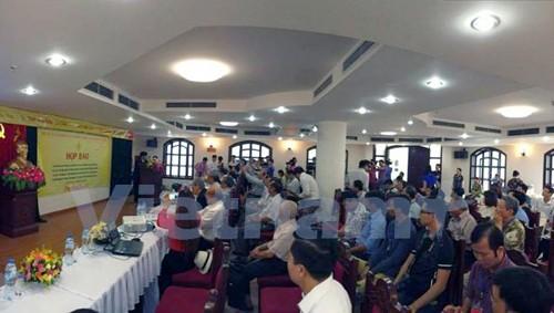 Hanoi inaugura Centro de Investigación y Desarrollo Cultural de la Época de los Reyes Hung - ảnh 1