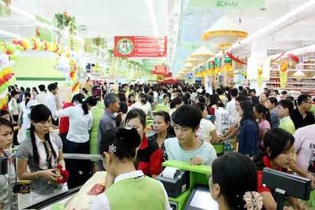Empresas de ventas minoristas de Vietnam reafirman su posición - ảnh 1