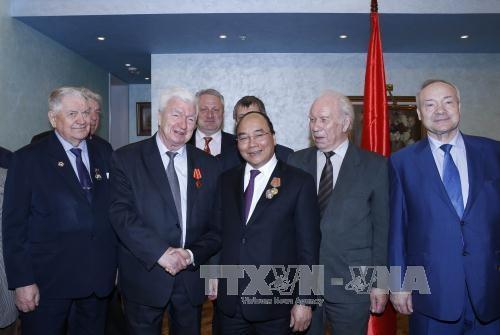 Fortalecen la cooperación Partidos Comunistas de Vietnam y Rusia - ảnh 2