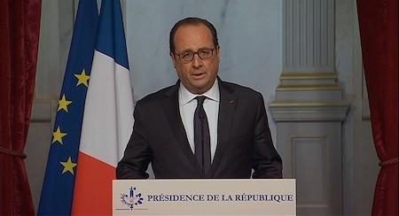Presidente francés mantendrá ley de renovación laboral  - ảnh 1