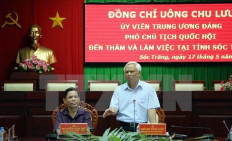 Aceleran supervisión de preparativos para próximas elecciones en Vietnam - ảnh 1