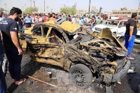Ola de atentados dejan al menos 69 muertos en Iraq  - ảnh 1