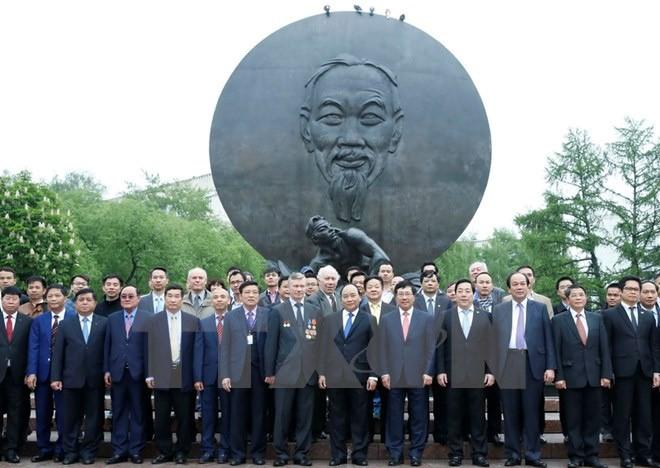 Premier vietnamita participará en la Cumbre ASEAN-Rusia - ảnh 1