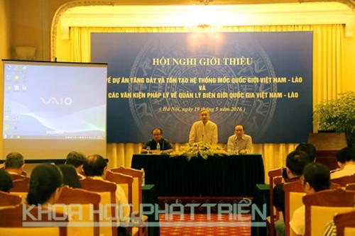 Vietnam y Laos buscan mejorar gestión fronteriza en la nueva etapa - ảnh 1