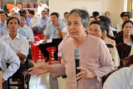 Diputados electos y sus programas de acción para bien del pueblo - ảnh 2