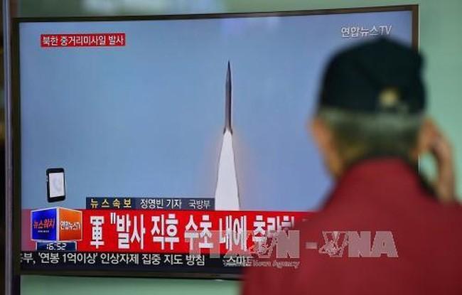 La Unión Europea refuerza sanciones contra Corea del Norte - ảnh 1