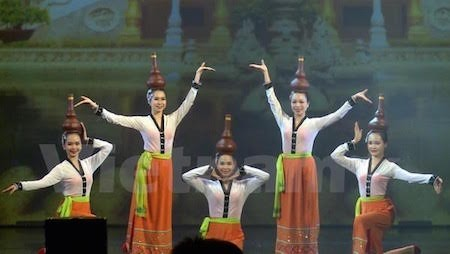 Celebran Festival cultural en conmemoración del establecimiento de las relaciones Rusia - Asean  - ảnh 1