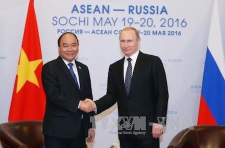 Vietnam y Rusia afianzan relaciones bilaterales  - ảnh 1