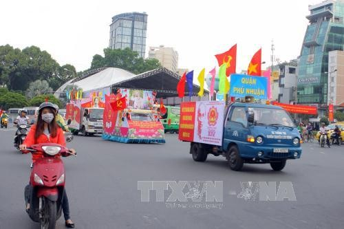 Vietnam listo para las elecciones generales - ảnh 1