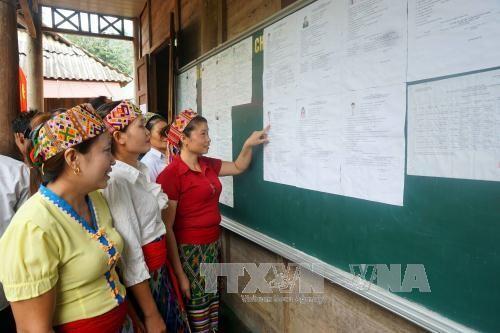 Vietnam listo para las elecciones generales - ảnh 2