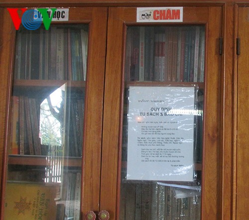 Biblioteca de Inrahani preserva valiosos libros de la etnia Cham - ảnh 1