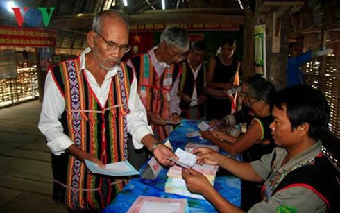 Prensa internacional divulga sobre elecciones legislativas vietnamitas - ảnh 1