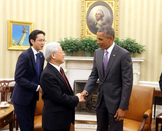 Vietnam y Estados Unidos fortalecen relaciones de asociación integral  - ảnh 1