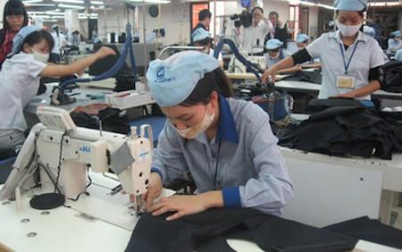 Sector textil de Vietnam aumenta su valor con la propiedad intelectual - ảnh 1