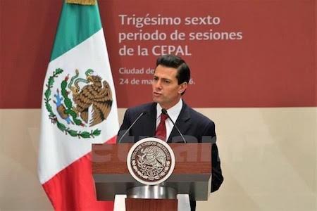Inaugurado trigésimo sexto período de sesiones de CEPAL en México - ảnh 1