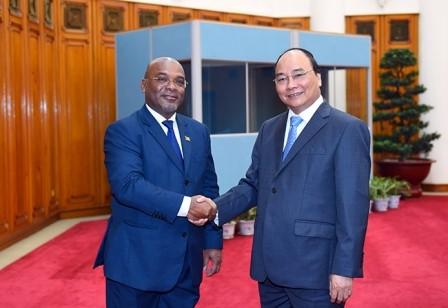 Vietnam y Mozambique intensifican cooperación en transporte - ảnh 1