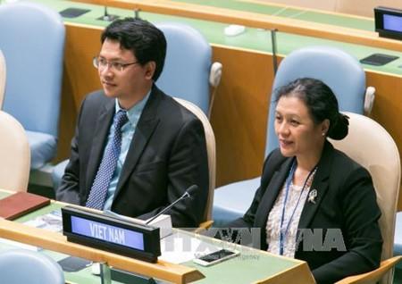 Vietnam coloca al ser humano en el centro de sus políticas humanitarias   - ảnh 1