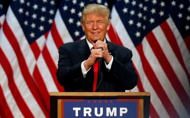 Donald Trump se impone en las primarias republicanas del estado de Washington - ảnh 1