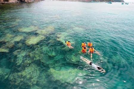 Vietnam recibe a más de 4 millones de turistas extranjeros en primeros 5 meses de 2016  - ảnh 1