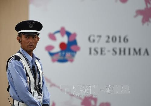G7 debate medidas para resolver desafíos globales - ảnh 1