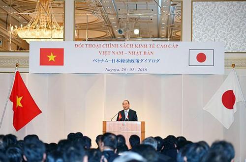 Vietnam incentiva a empresas japonesas a aumentar inversiones en proyectos de cooperación bilateral - ảnh 1