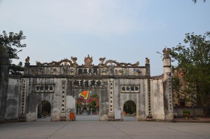 Templo de Kiep Bac y su vinculación con la extraordinaria obra de un general   - ảnh 1