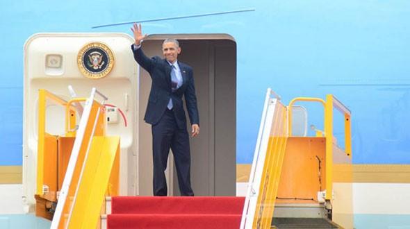 Prensa mundial exalta la visita a Vietnam del presidente Barack Obama - ảnh 1