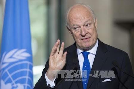 ONU afirma que no hay nueva ronda de conversaciones sobre Siria  - ảnh 1