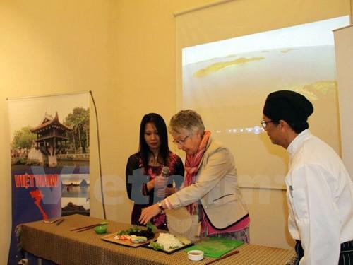 Vietnam promueve jornada de arte culinario nacional en Argentina - ảnh 1
