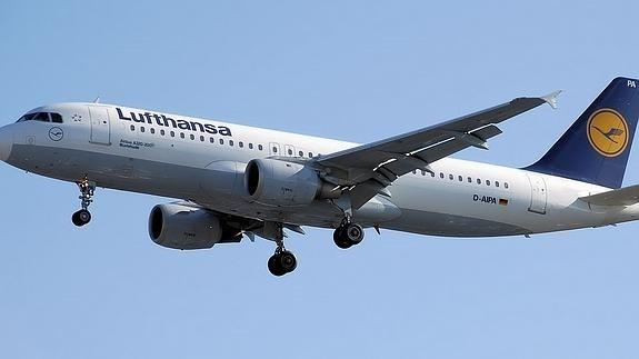 Lufthansa suspende sus vuelos a Venezuela - ảnh 1