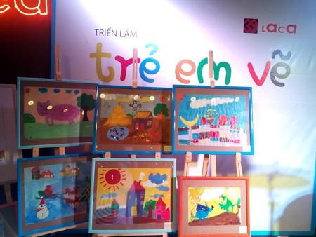 Actividades en saludo al Día Internacional del Niño en Hanoi - ảnh 1
