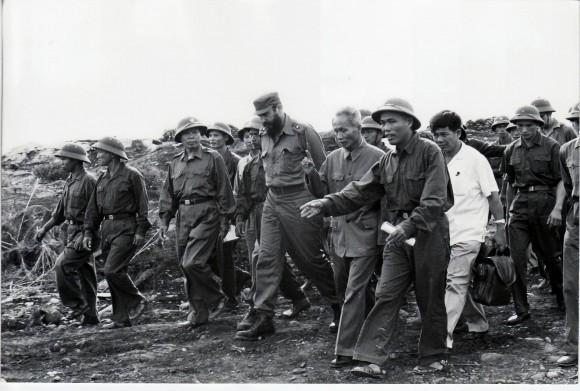 Cuando Vietnam vibró con Fidel   - ảnh 1