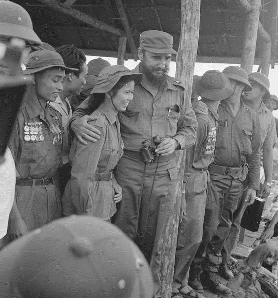 Cuando Vietnam vibró con Fidel   - ảnh 2