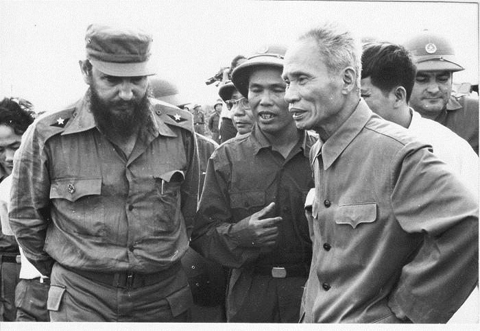 Cuando Vietnam vibró con Fidel   - ảnh 3
