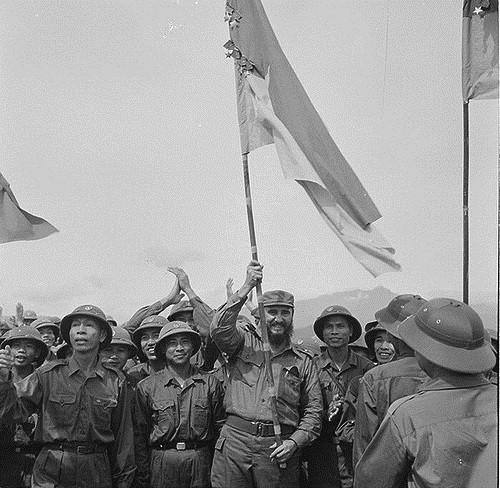 Cuando Vietnam vibró con Fidel   - ảnh 4