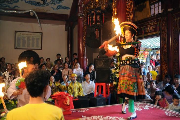 Culto a Diosas Madres: honor a valores perdurables de la nación vietnamita - ảnh 3