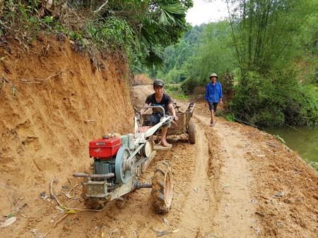 Bac Kan camino a construir nueva ruralidad  - ảnh 1