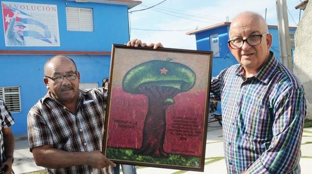 Continúa el tributo a Fidel, a un mes de su desaparición física - ảnh 2