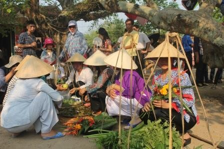 Colores de los mercados vietnamitas - ảnh 1