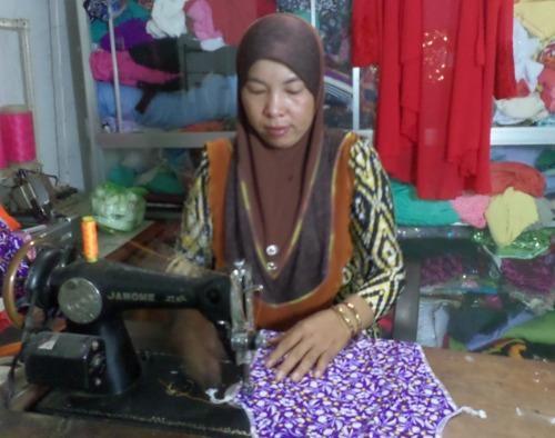 Marigiah, una mujer representativa de la etnia Cham - ảnh 1