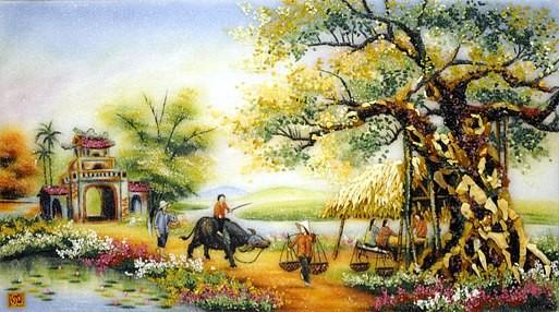 Aldeas vietnamitas y sus características típicas - ảnh 4