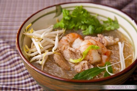Miến Dong, producto con introducción geográfica de Bac Kan - ảnh 8