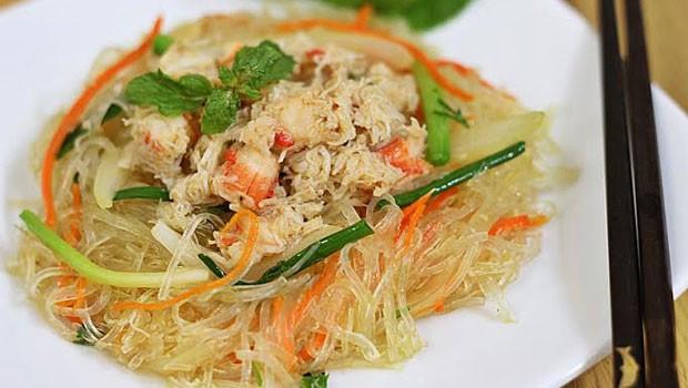 Miến Dong, producto con introducción geográfica de Bac Kan - ảnh 7