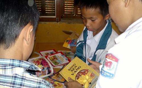 """Programa """"Proliferación de libros en el campo"""" de Vietnam, método mundial para la alfabetización - ảnh 3"""