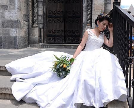 Romántica Ba Na en temporada de bodas   - ảnh 3