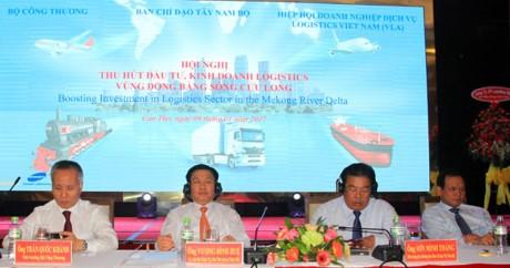 Promueven negocios e inversiones en logística en el Delta del Mekong - ảnh 1