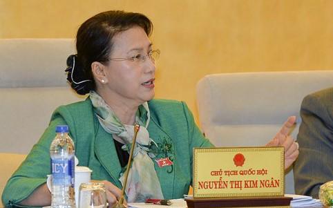 Vietnam enaltece función supervisora del Parlamento   - ảnh 1